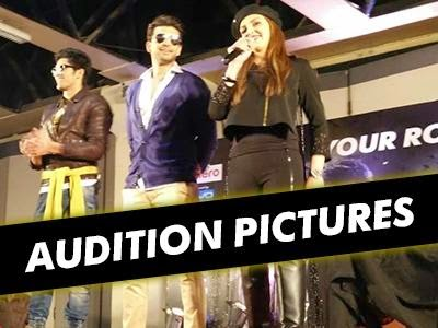 Audition of MTV Roadies X2