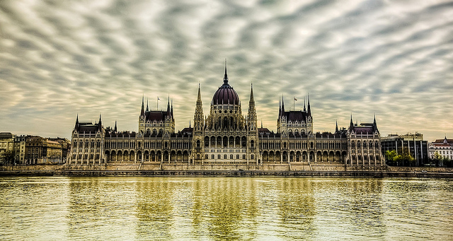 Photo Budapest parliament