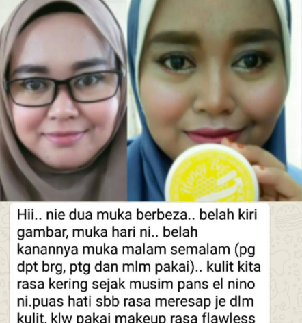 honey bee venom testimoni