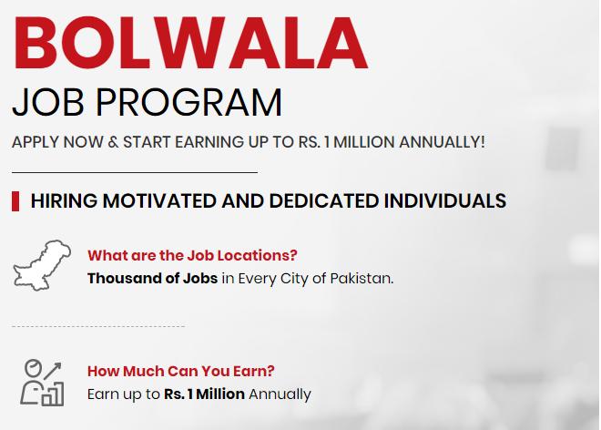 Sales Jobs Training Certification Program Bolwala Start In