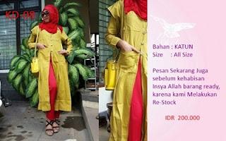 Baju Gamis Wanita Populer