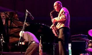 Pablo Ledesma, en el ciclo de jazz realizado por ICM en Mar del Plata - Argentina / stereojazz