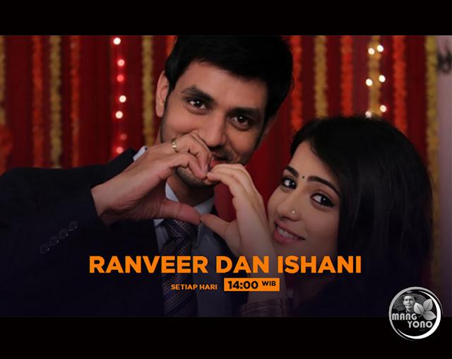 Pemain serial drama India Ranveer dan Ishani akan tampil di HUT Ke-26 SCTV, 24 Agustus 2016