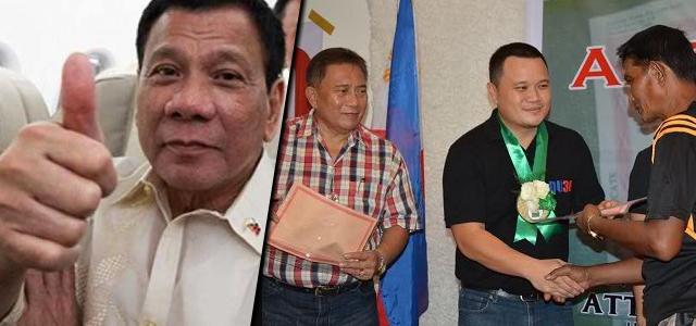 GOOD NEWS: 123 Magsasaka, Biniyayaan Ng Sariling Lupa Sa Tulong Ng Duterte Gov't
