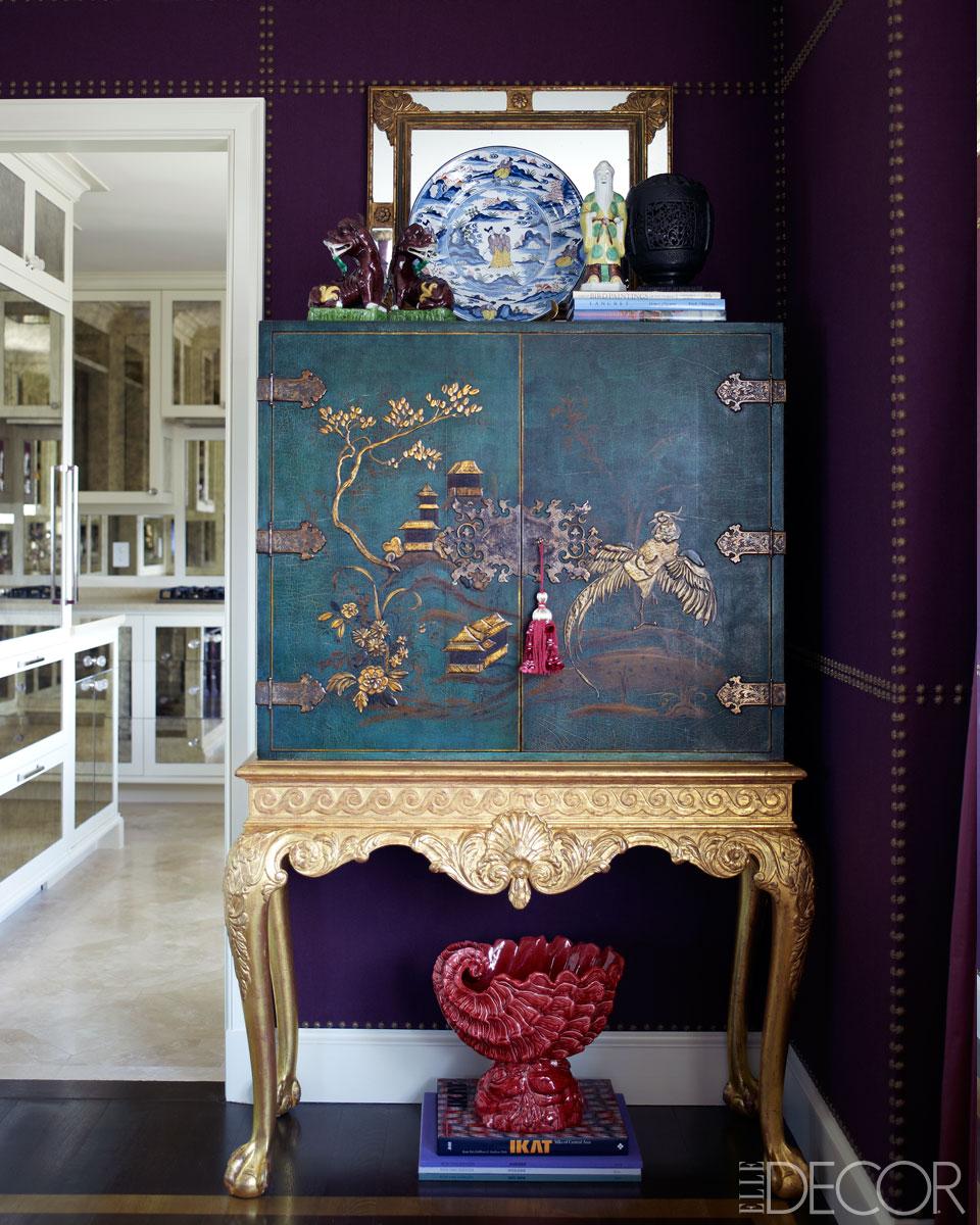 Loveisspeed.......: Layering Bold Patterns, Jewel-tone
