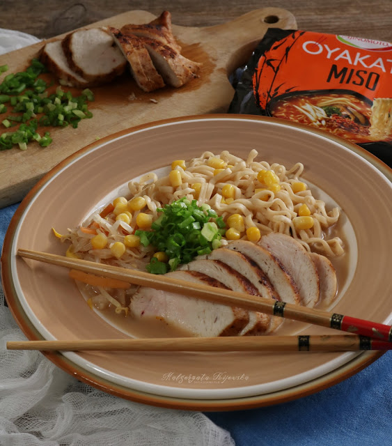 danie wzorowane na kuchni japońskiej, japońskie szybkie dania, oyakata, kurczak po japońsku, daylicooking