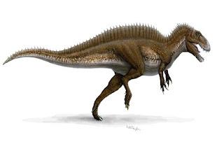 Acrocanthosaurus Dinozor Türü