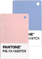 Rose Quartz; Serenity; Colours