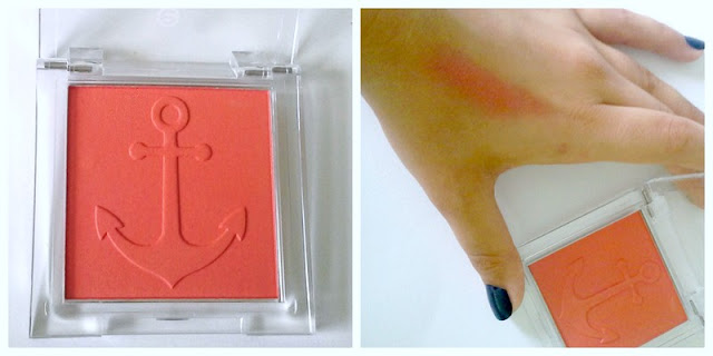 Essence nauti girl blush anchors aweigh!