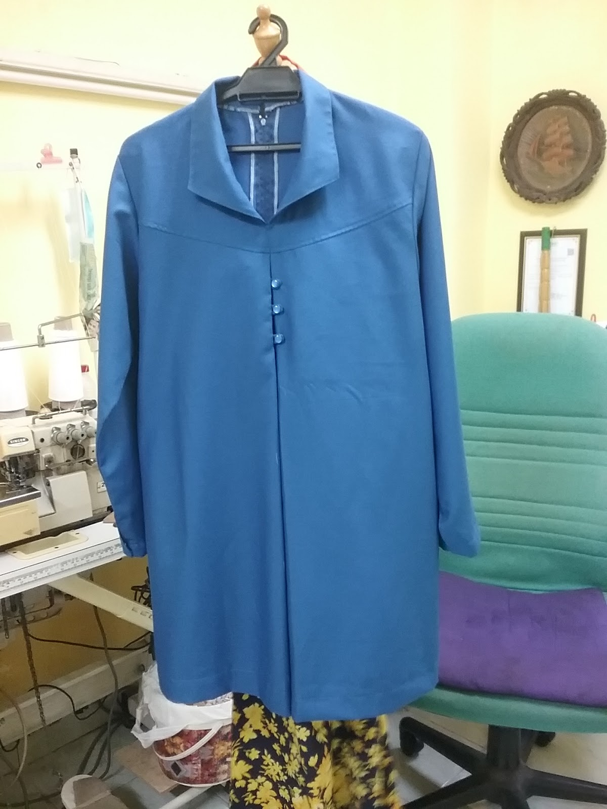 Kedai Jahit Normie Uniform Pregnant Nurse Kpj
