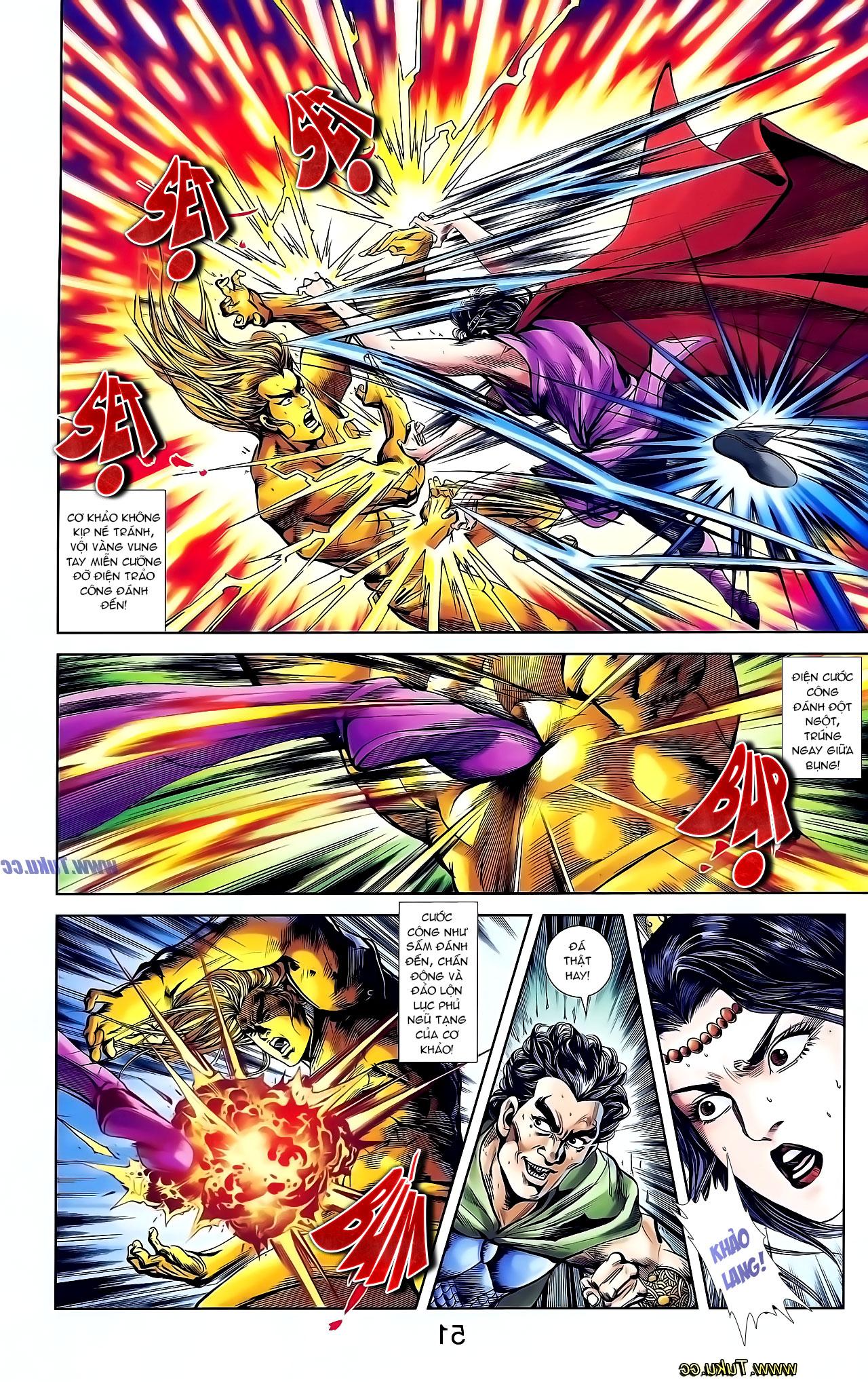 Cơ Phát Khai Chu Bản chapter 130 trang 20