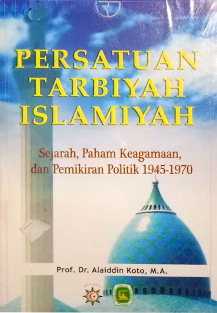 Sejarah Berdirinya Perti (Perguruan Tarbiyah Islam)