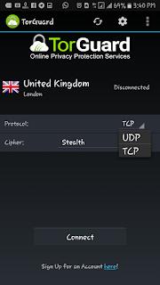 TorGuard Vpn servers