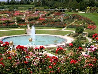 Caen-Parc Floral Calvados - basse Normandie