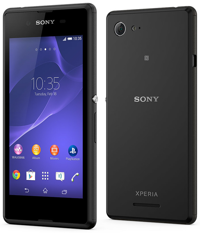 Sony Xperia E3 Dual D2212 KitKat 4.4.4 Tested Firmware