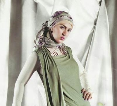 أزياء محجبات 2013 أشيك ملابس محجبات المصريين 2013