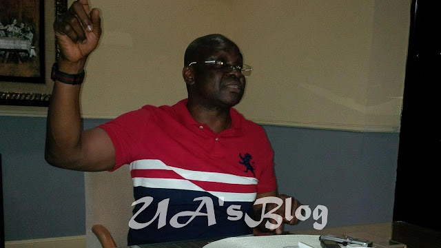 Those Who Wait For Me After Leaving Office Will Wait In Vain - Fayose