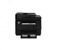 HP LaserJet M125a Printer Driver Windows Mac