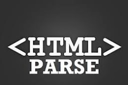 Parse HTML Blogcrowds
