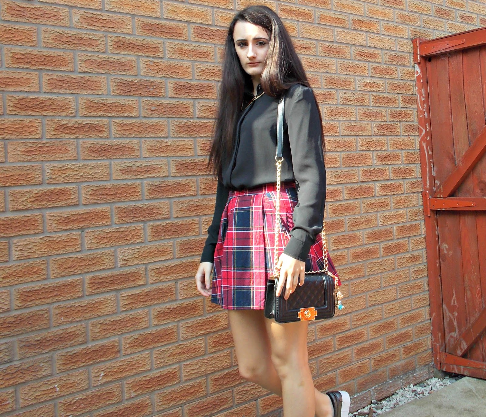 Guest Post | Kamila's OOTD | Shona Louise