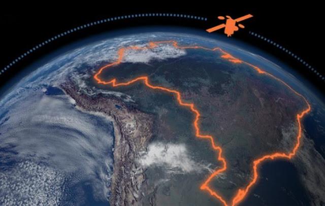 Satélite Carponis-1: Embrapa e Forças Armadas tratam de parceria para construção de satélite