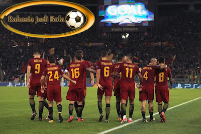 AS Roma_RahasiaJudiBola