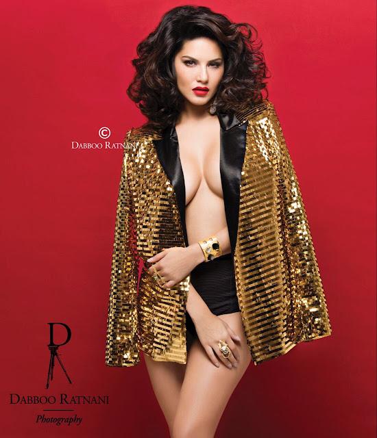 Sunny Leone Hot in Dabboo Ratnani Calender Photoshoot 2017