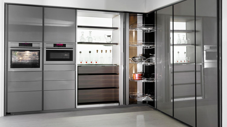 Interiores y 3d aprovechando las esquinas de la cocina for Cocina en la cocina