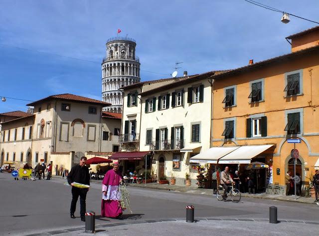 Domingo de Ramos en Pisa