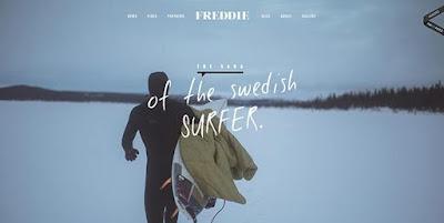 tutorial desain web keren Freddie Meadows