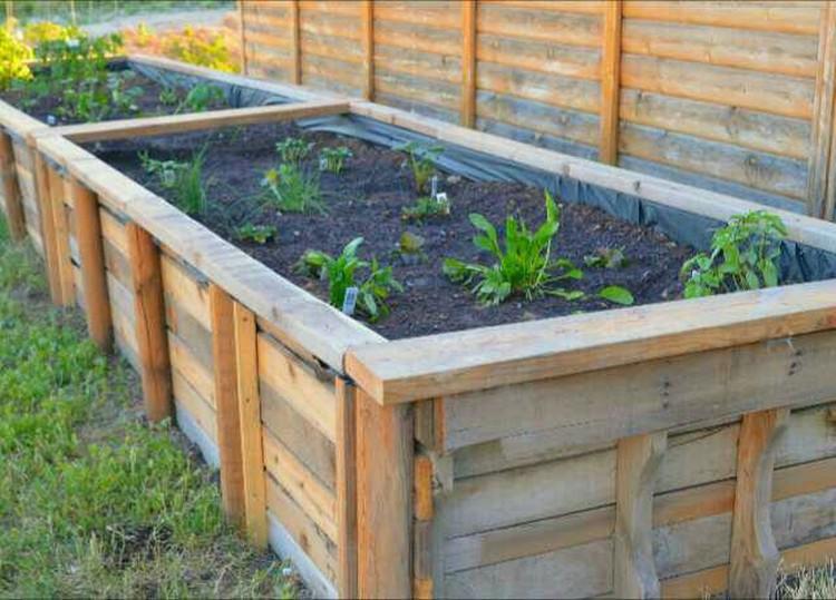 Wonderful Pallet Ideas For The Outdoor Garden Pallets