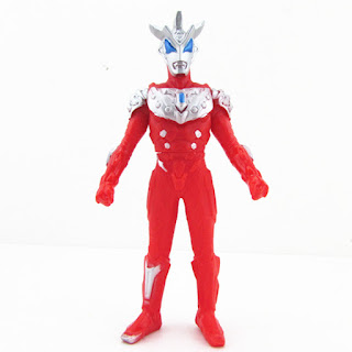 Ultraman Geed Burning Soft Rubber Figure Toys 13cm