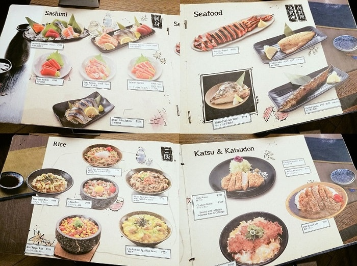 Dining at Watami Japanese Casual Restaurant - Greenbelt review
