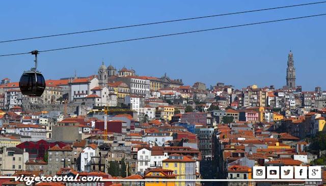 Oporto - Portugal - Teleférico de Gaia