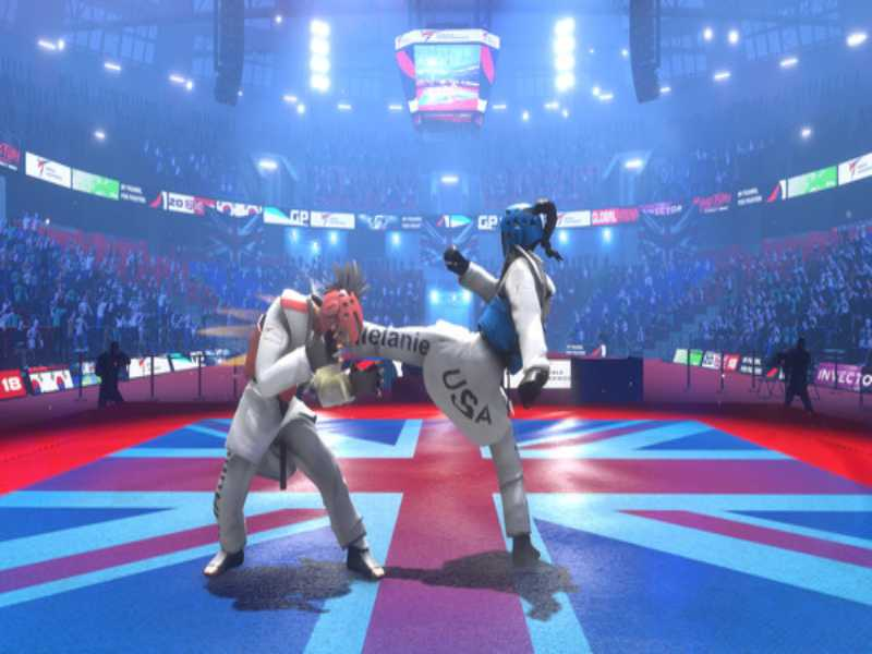 Taekwondo Grand Prix Highly Compressed Free Download