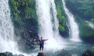 Curug Jenggala, Pesona Baru Air Terjun di Kalipagu Baturaden