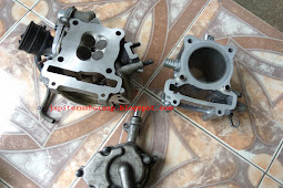 Cara Pasang Blok Bore Up Bypass