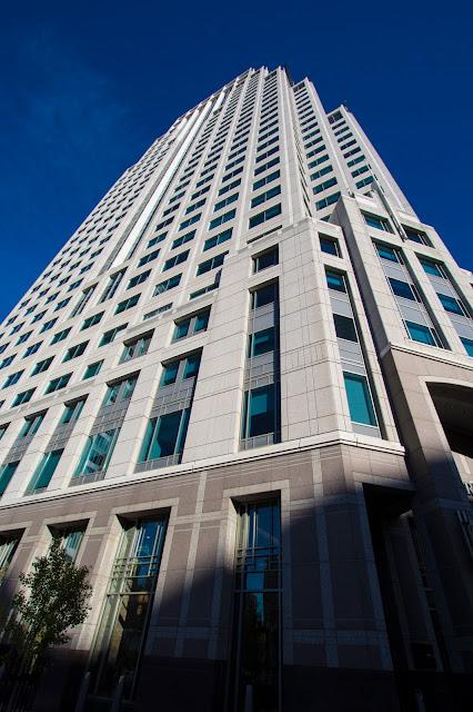 Grattacieli Downtown-Boston