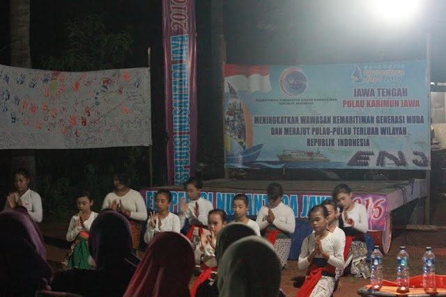 Harmoni Nusantara Kecil di Kemujan