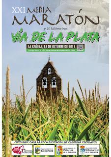 Media Maraton Via de La Plata 2019
