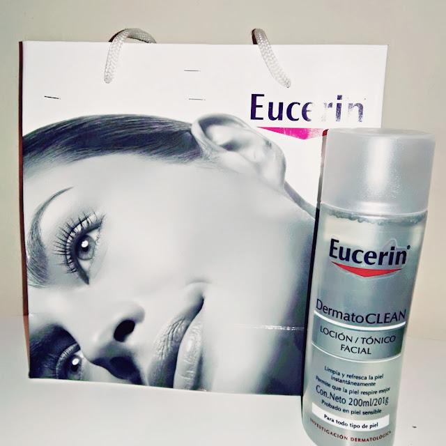Tonico Facial DermatoCLEAN Eucerin