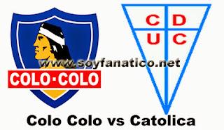 Colo Colo vs Católica 2016