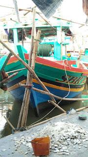 Gara-gara Mesin Mati Penyebab Terdamparnya Nelayan Karawang di Sampit