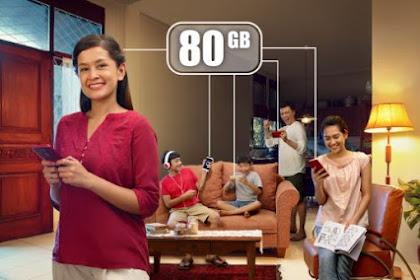Penjelasan dan Cara Daftar Paket Kuota Keluarga Telkomsel