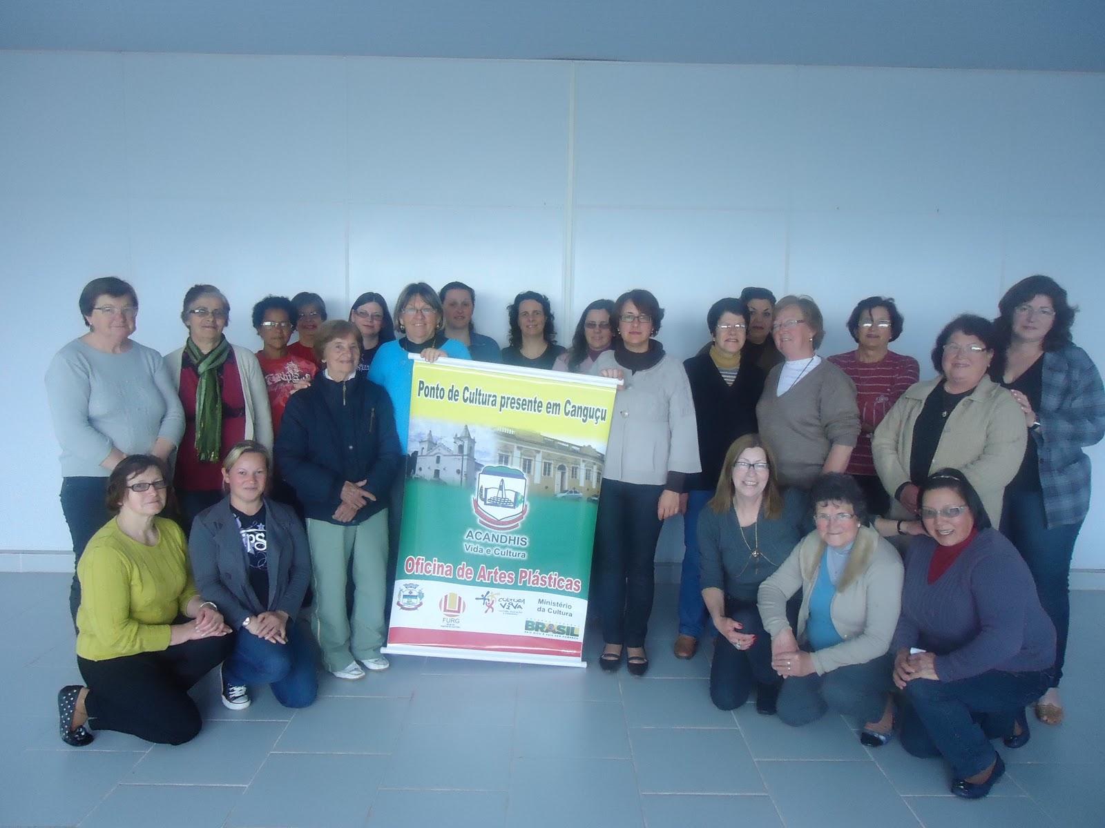 Arte Y Cultura Sevilla Motivos: Ponto De Cultura ACANDHIS: VIDA E CULTURA: ARTES