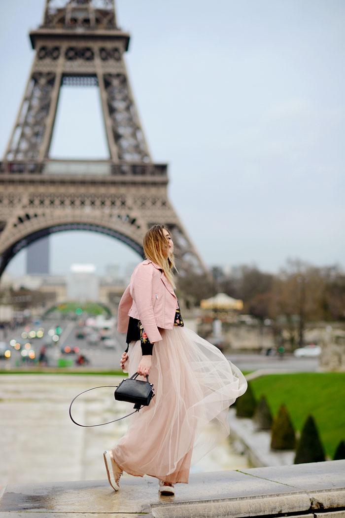 vuelta a Paris