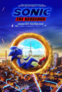 Sonic the Hedgehog First Look Poster 2