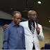 PHOTO: Kaduna state governor, Nasir El-Rufai attends Sunday service at Tunde Bakare's church in Lagos