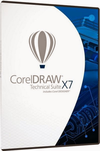 CorelDRAW Technical Suite X7 Crack free download