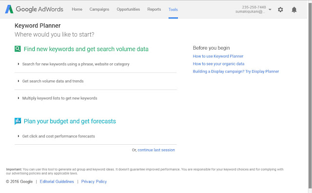 number 2 keyword research tool used by marketing experts